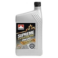 Petro-Canada Supreme Synthetic 0W-20 1 л