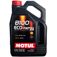 Моторное масло Motul 8100 Eco-nergy 5W30 4л