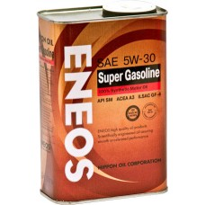 Моторное масло Eneos SUPER GASOLINE 100% SYNTHETIC 5W-30 0.94л